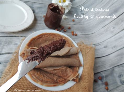 p 226 te 224 tartiner cr 234 pes aux deux farines chocolate spread two flours crepes comme une