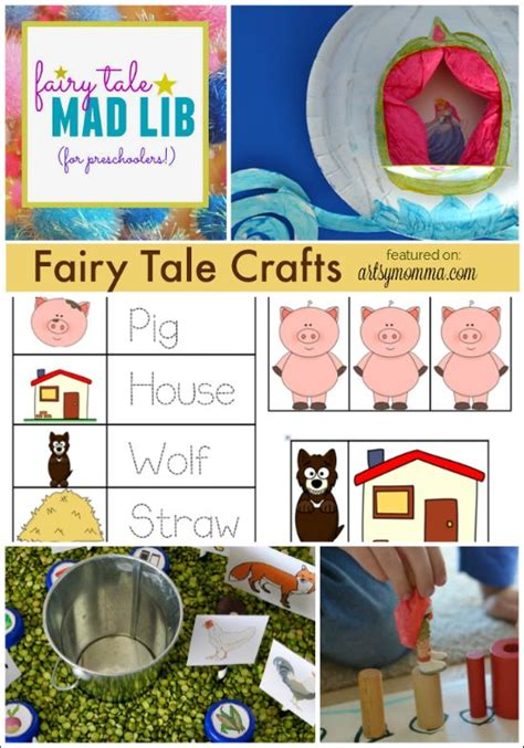 tale crafts and activities for preschoolers crafts 895 | e1a4773d65e33815660089d00b11c689