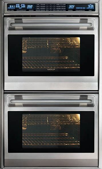 wolf dofs  series  electric double wall oven