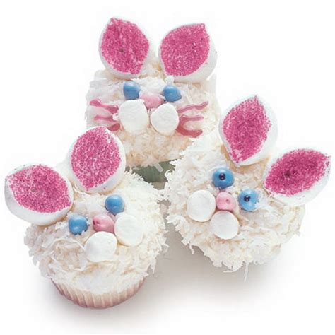 easy easter cupcake ideas easter bunny cupcake cake decorating ideas family holiday net guide to family holidays on