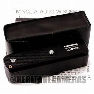 Minolta Auto Winder D For Xd Xd5 Xd7 Xd11 Xd