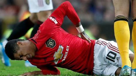 Marcus Rashford: Manchester United striker a doubt for ...