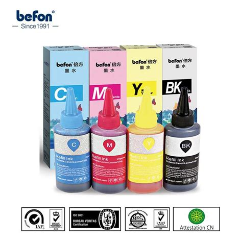 color dye ink refill ink for hp canon printer ink cartridge tinta for hp 802 803 901 685 702 950