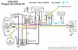 Basic Wiring Diagram Scooter Moped