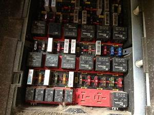 2011 Kenworth Fuse Box