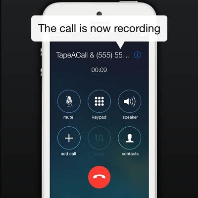 record iphone calls use your iphone to record ongoing calls iphonetricks org