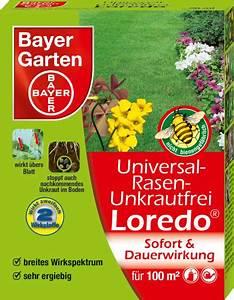 Spritzmittel Gegen Unkraut Im Rasen : bayer garten universal rasen unkrautfrei loredo quattro 100 ml ~ Michelbontemps.com Haus und Dekorationen