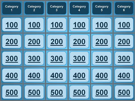 baby shower jeopardy game baby shower ideas