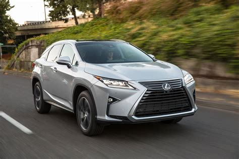 2018 Lexus Rx 350 Pricing & Features