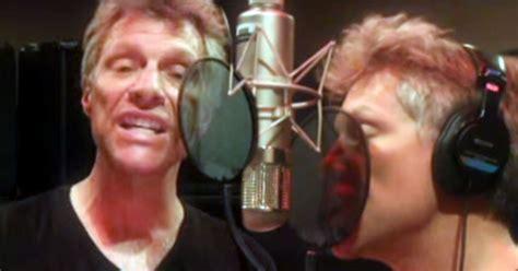 Watch Jon Bon Jovi Sing Song Chinese Shows Off