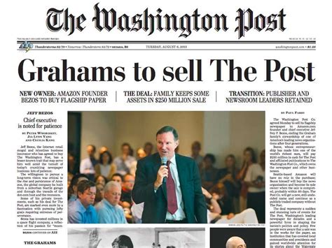 washington post health section here s the front page of today s washington post