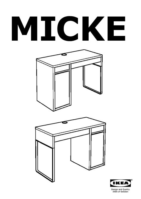 Ikea Micke Desk Assembly by Micke Workstation White Pink Ikea United Kingdom