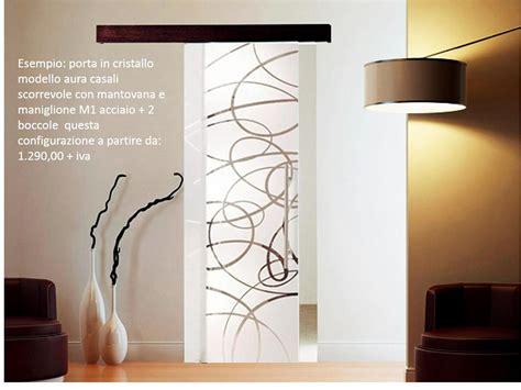 Porta Scorrevole Con Vetro by Porte Vetro Scorrevoli Prezzi Info Con Porte In Vetro