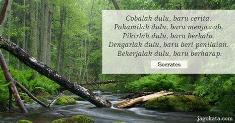 Quotes Filosofi Alam