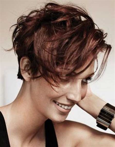 Messy Pixie Cut   LONG HAIRSTYLES