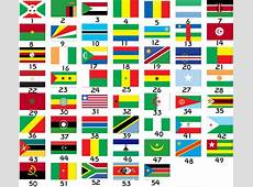 African Countries, Capitals, and Flags Quiz Stats By