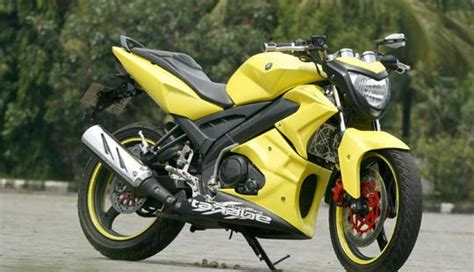 Modifikasi Vixion Fighter Murah by Modification Yamaha Vixion Fighter The New Autocar