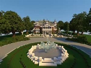 Renaissance Manor – Minecraft Building Inc