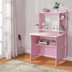 legare 36 in desk with hutch pink and white kids