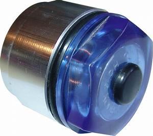 Aluminium With Polycarbonate Cap