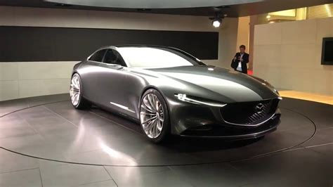 2020 Mazda Vehicles by 2020 Mazda 6 Vision Coupe Concept Looks Like