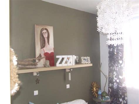 chambre kaki modèle décoration chambre kaki