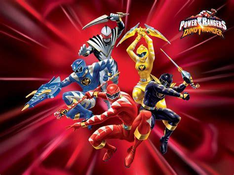Power Rangers Dino Thunder Wallpapers - Wallpaper Cave