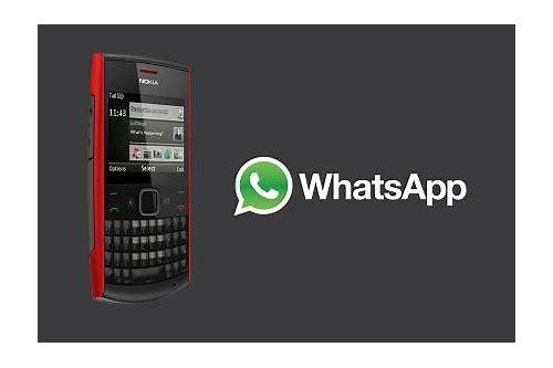 nokia x2 01 skype baixar whatsapp