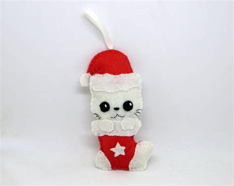 Decoration De Noel Chat, Chat Kawaii, Deco Noel