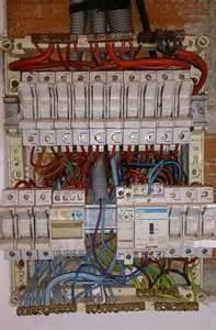 Cablage Tableau Electrique Triphase by Tableau 233 Lectrique Triphas 233 V 233 Tuste R 233 Novation En 10 233 Tapes