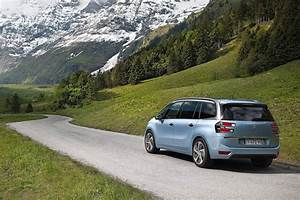 Fiche Technique Citroen C4 Grand Picasso Bluehdi 150 2014