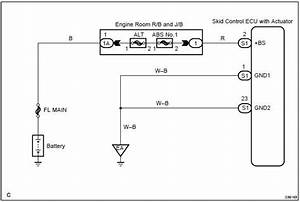 Toyota Corolla Repair Manual  Circuit Description