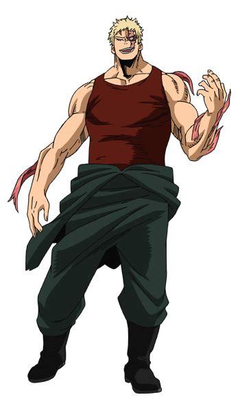 muscular  hero academia wiki fandom