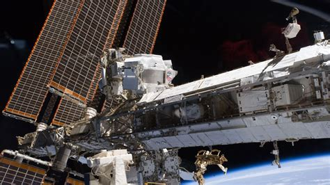 Space Station-Based Experiment Might Have Found Evidence ...