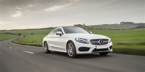 Review Mercedes C Class Coupe by Mercedes C Class Coupe Review Carwow