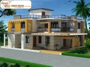 mansions designs duplex house design apnaghar house design page 2