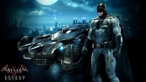 batman arkham knight  batmobile digital art hd