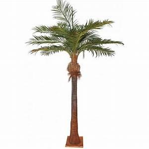 Arbre Artificiel Pas Cher : palmier coco arbre artificiel fleurs plantes artificielles ~ Teatrodelosmanantiales.com Idées de Décoration