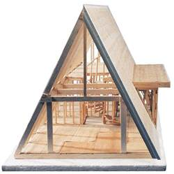 midwest products a frame cabin kit blick materials - A Frame Cabin Kits