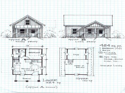 warmth modern cottage house plans modern house plan