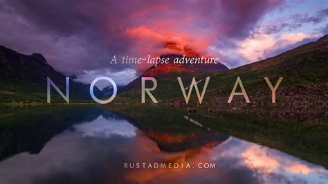 Amazing Time Lapse Video Of Majestic Norway