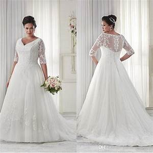 wedding dresses cheap wedding dresses wedding dresses With cheap plus size wedding dresses with sleeves