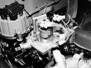 Carburetor To Tbi Conversion