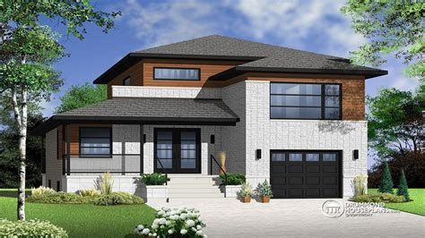 Drummond House Plans Designs Drummond Contemporary House
