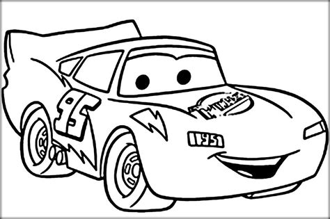 lightning mcqueen coloring pages lightning mcqueen