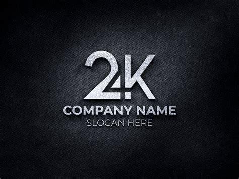 monogram business logo template graphicsfamily