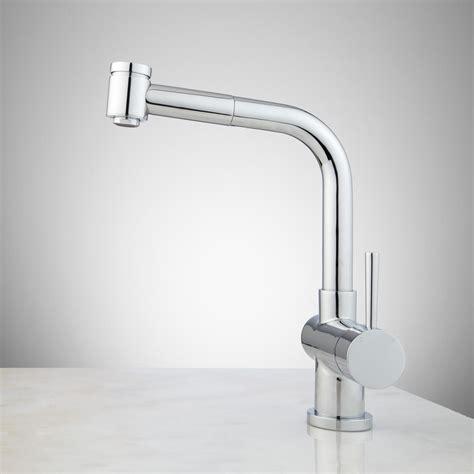 samsa single hole pull  kitchen faucet kitchen