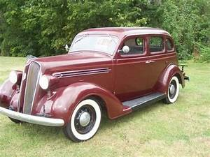 1936 Plymouth Nice Car Ready To Cruise For Sale In Bryan