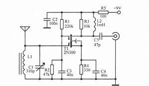 Nte Electronics Circuit  Penguat Antenna  U0026quot  Receiver