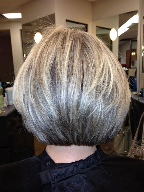 blunt  layered texturized cut cool hair cuts